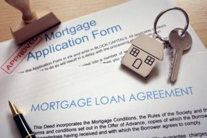 Mortgage applications in VA