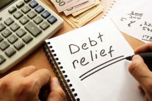 Debt Relief in VA